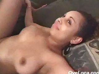 Busty venezuelan pussy fuck