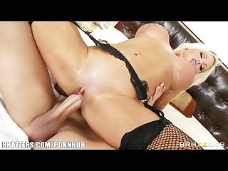 Sexy russian milf nikita von james begs for rough sex