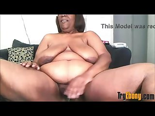 Try american ebony chubby granny