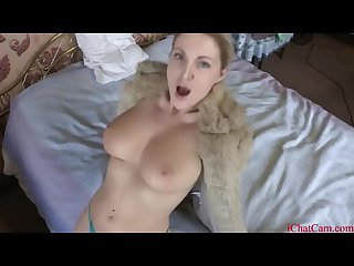 Joi wank that dick for my big titties Jerkoff instruction virtual sex