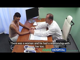 Fakehospital doctor fucks his ex girlfriend
