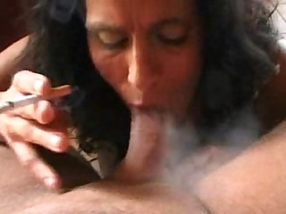 Italian mom smoking fetish