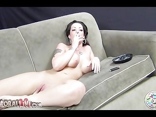 Melina mason smoking fetish