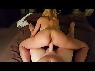 Our first video ever great creampie