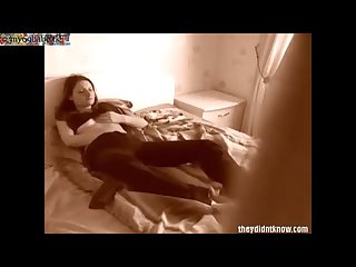 Horny girl hidden camera fingering mp4