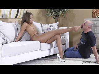 Liza rowe S foot worship