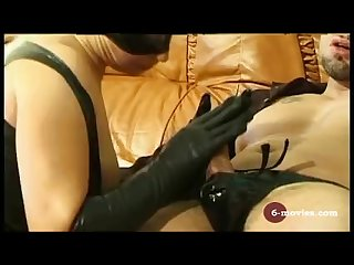 6 movies com blow and handjob in latex