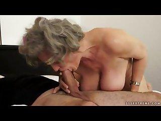 Super sexy Granny Aliz
