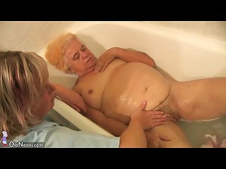 Fat mature old mature and matures in threesome