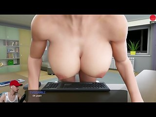 Milfy city 8 uncut adult video game
