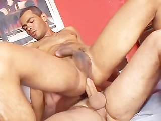 Ricco puentes is fucking fags bareback 3 scene 1