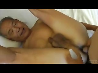 Japanese daddies hotfuck