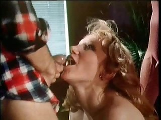 Classic xxx merle michaels in hot 3 way