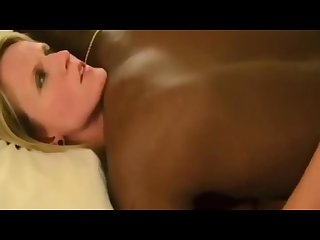 Very erotic Hotwife looks at camera and bbc cuck