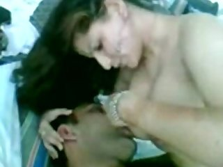 Sexiest indian girlfriend having erotic sex