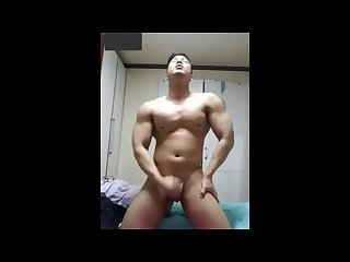 Korean Bodybuilder Daddy