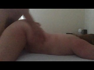 Fucked hard to orgasm