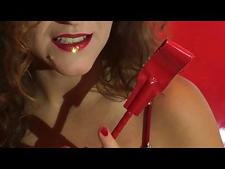 Obey your goddess venus and get punished elegant and classy femdom Joi