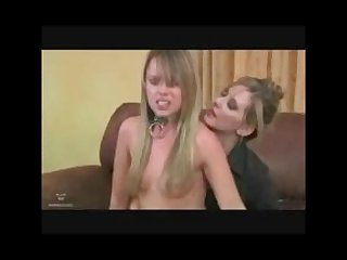 Step mother fucks daughter