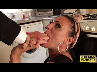 British housewife sub dominated by maledom