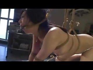 Extreme Japanese Bondage
