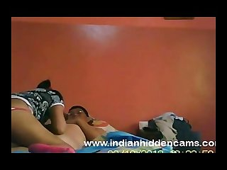 Amateur indian couple homemade sex mms leaked video