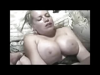 Large boob blonde having sex