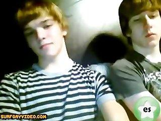 Handjob boy webcam 27