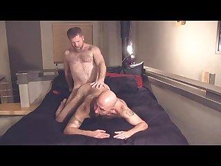 2 daddies fuck