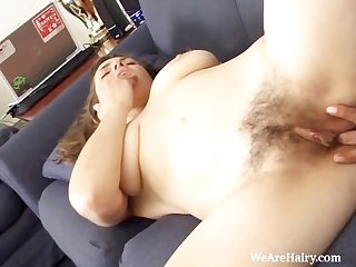 Tanya gets blown away