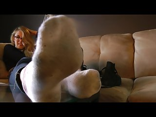 Presley s feet in your face dreamgirlsclips com