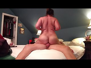 Amateur cougar becky s first time anal cowgirl