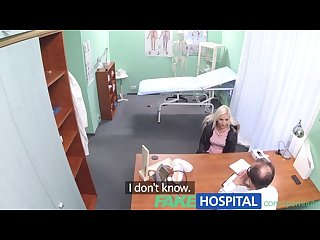 Fakehospital patient believes she has a viral disease