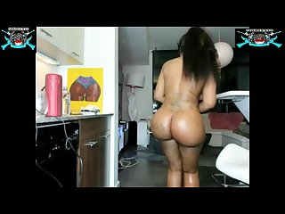 Jamaicatreat big pussy big booty big ass 08 05 2018 part 1