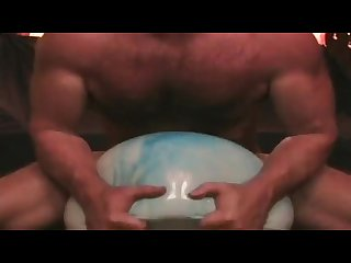 Muscle daddy Humping ball