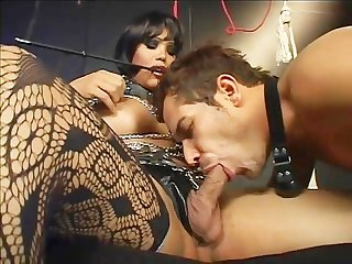 Foot worshipping transsexuals 03 scene 2