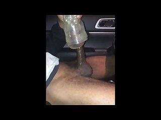 Car Fleshlight fuck