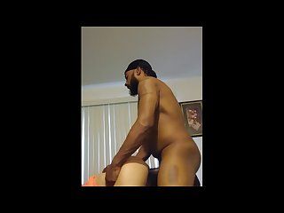 Onefatheteamxxx sexy latina in heels gets bbc Backshots and facial 4 fan