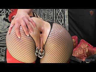 Bad Babygirl Anal Creampie clip 2