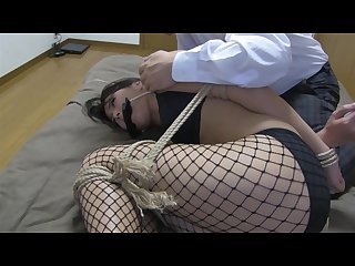 Jp damsel Kidnapped and bit gagged part 2