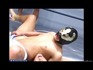 Japanese Wrestling part 1
