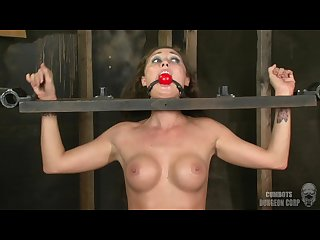 Melissa jacobs sm bondage