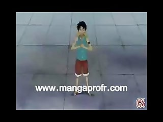 One piece luffy www mangaprofr com