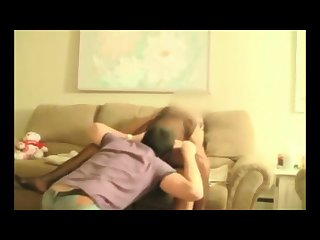 Asian amateur wife cuckolding her husband