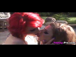 Sarina valentina ft tiffany starr hd