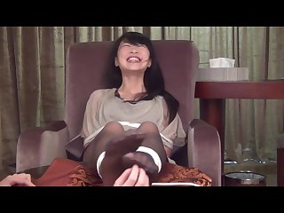 asian pantyhose tickling