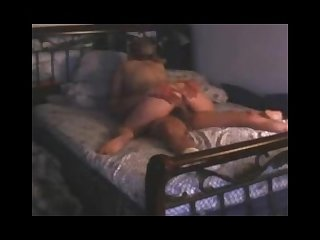 Wife humping her man on cam