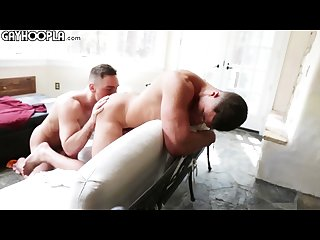 2 hot jock best friends fuck rim each other