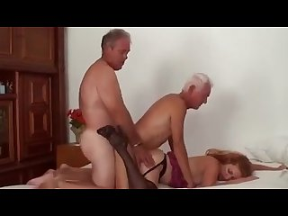 Mature Bi Threesome Fuck1