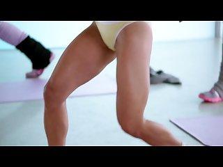 Yoga pants ftw